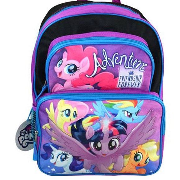 6d4dff8dc4 My Little Pony Backpack